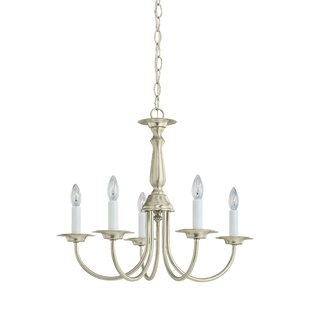 Alcott Hill Brookville 5-Light Chandelier