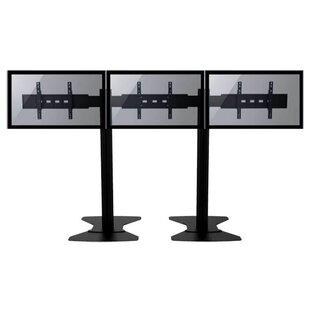 TygerClaw Mobile 3 TVs Universal Floor Mount for 30