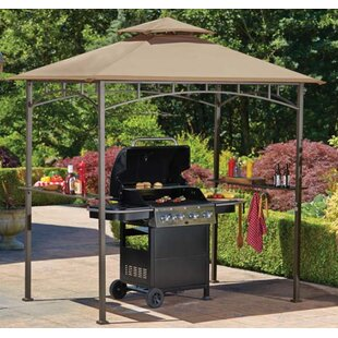 Grill Gazebo Replacement Canopy By Sunjoy
