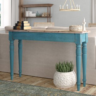 Alec Wooden Console Table ..