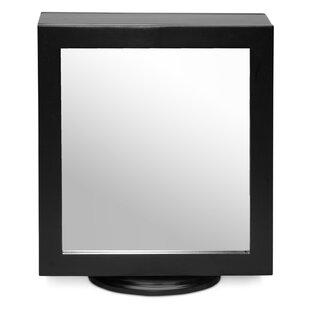 Wholesale Interiors Wessex Dual Sided Table Bathroom/Vanity Mirror