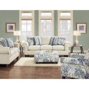Halette Configurable Living Room Set By Highland Dunes
