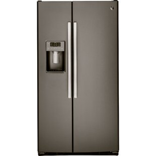 23.2 cu. ft. Side By Side Refrigerator by GE Appliances