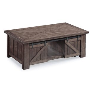 Waycross Lift Top Coffee Table August Grove