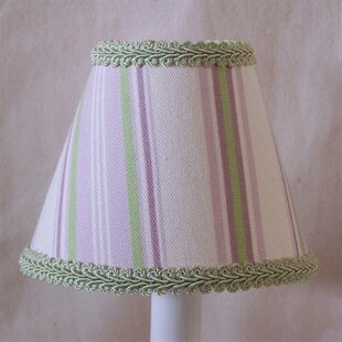Plush Blush 11 Fabric Empire Lamp Shade