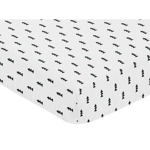 Find a Bear Mountain Fitted Crib Sheet BySweet Jojo Designs