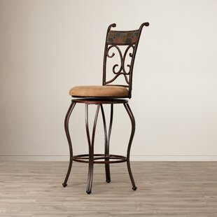 Cofield 29 Swivel Bar Stool Winston Porter