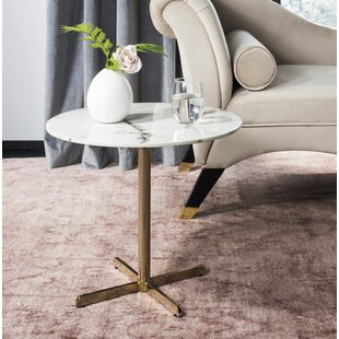 Kissner End Table by Everly Quinn