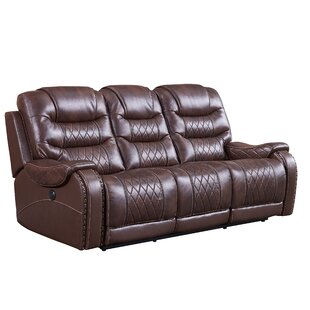 Inexpensive Cleckheat Reclining Sofa by Alcott Hill Reviews (2019) & Buyer's Guide