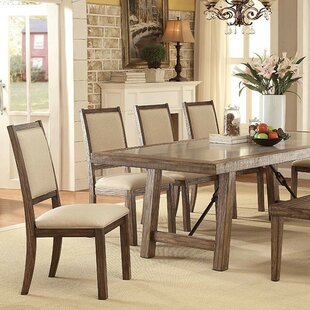 Gracie Oaks Rhodes Dining Table