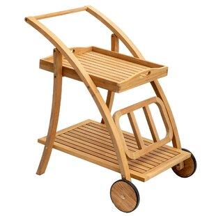 Review Freyr Bar Serving Cart