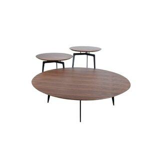 Brayden Studio Aspatria Wooden 3 Piece Coffee Table Set