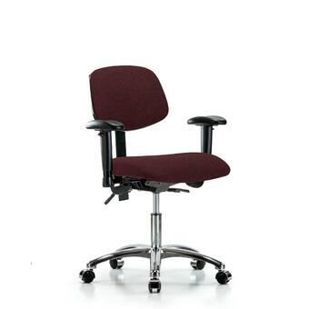 Orren Ellis Eluemunor Low Back Conference Chair Wayfair