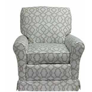 The 1st Chair Ashton Manual Glider Recliner