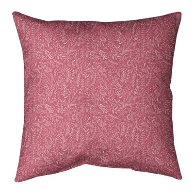 Mcguigan Ditsy Floral Indoor/Outdoor Throw Pillow by East Urban Home Savings