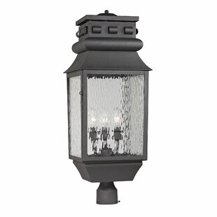 Heacock Outdoor 3-Light Lanter..