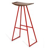 Robert Bar & Counter Stool by Tronk Design