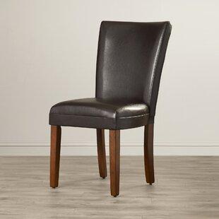 Latitude Run Brandov Parsons Chair (Set of 2)