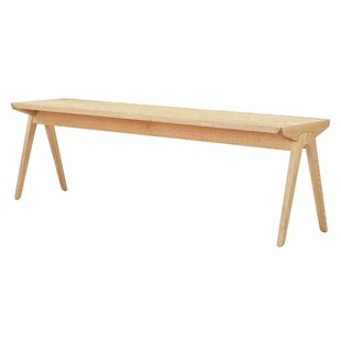 Maryanne Wood Bench By Corrigan Studio