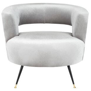 Nila Barrel Chair by Willa Arlo Interiors