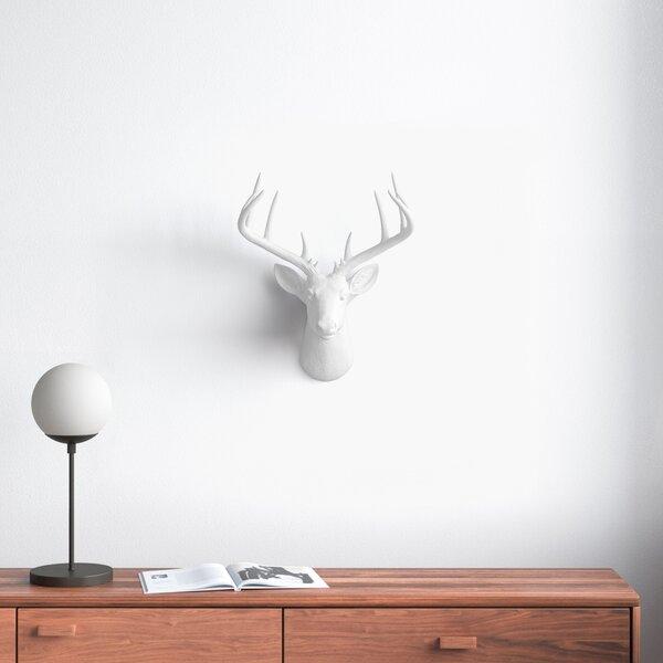 Modern Contemporary Deer Head Wall Decor Allmodern