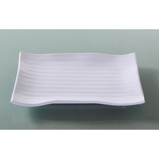 Seaham Rectangular Melamine Platter (Set of 12)
