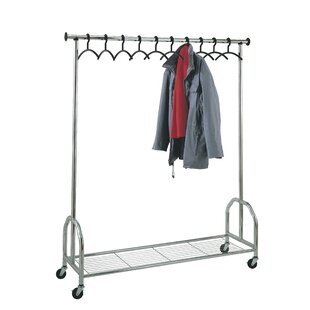 Chromo 151cm Wide Clothes Rack By Symple Stuff