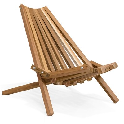 woodland imports chair with footrest wayfair