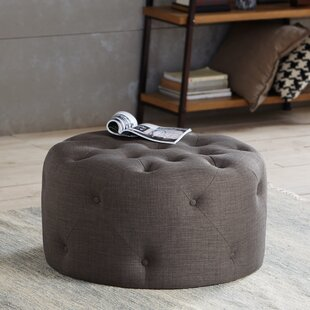 Inexpensive Hesser Cocktail Ottoman By Three Posts
