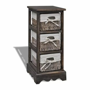 Melva 3 Drawer Chest By Bloomsbury Market