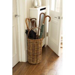 Hambleden Rattan Umbrella Stand By Bay Isle Home