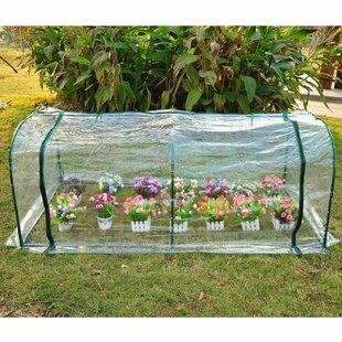 7 Ft. W X 3 Ft. D Mini Greenhouse