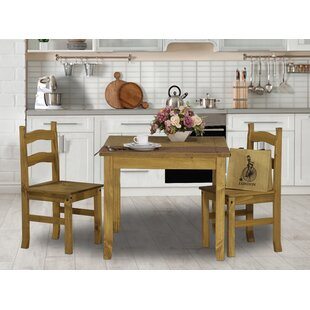Ezio Solid Wood Dining Chair (Set Of 2) By Union Rustic