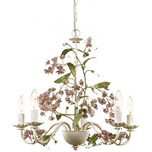 Griggs 5-Light Candle-Style Chandelier