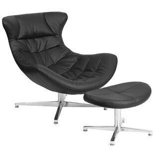 Dimaggio Lounge Chair and Ottoman