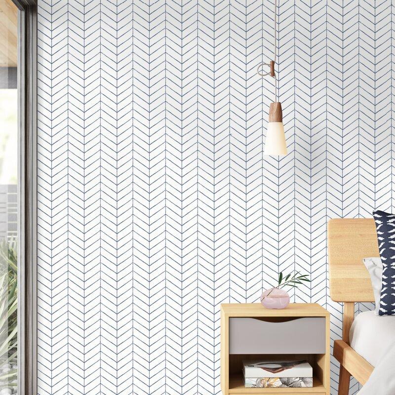 Ameesha 33 L X 20 5 W Wallpaper Roll Reviews Allmodern