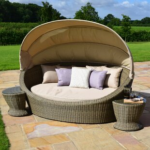 Dumai Garden Daybed By Sol 72 Outdoor