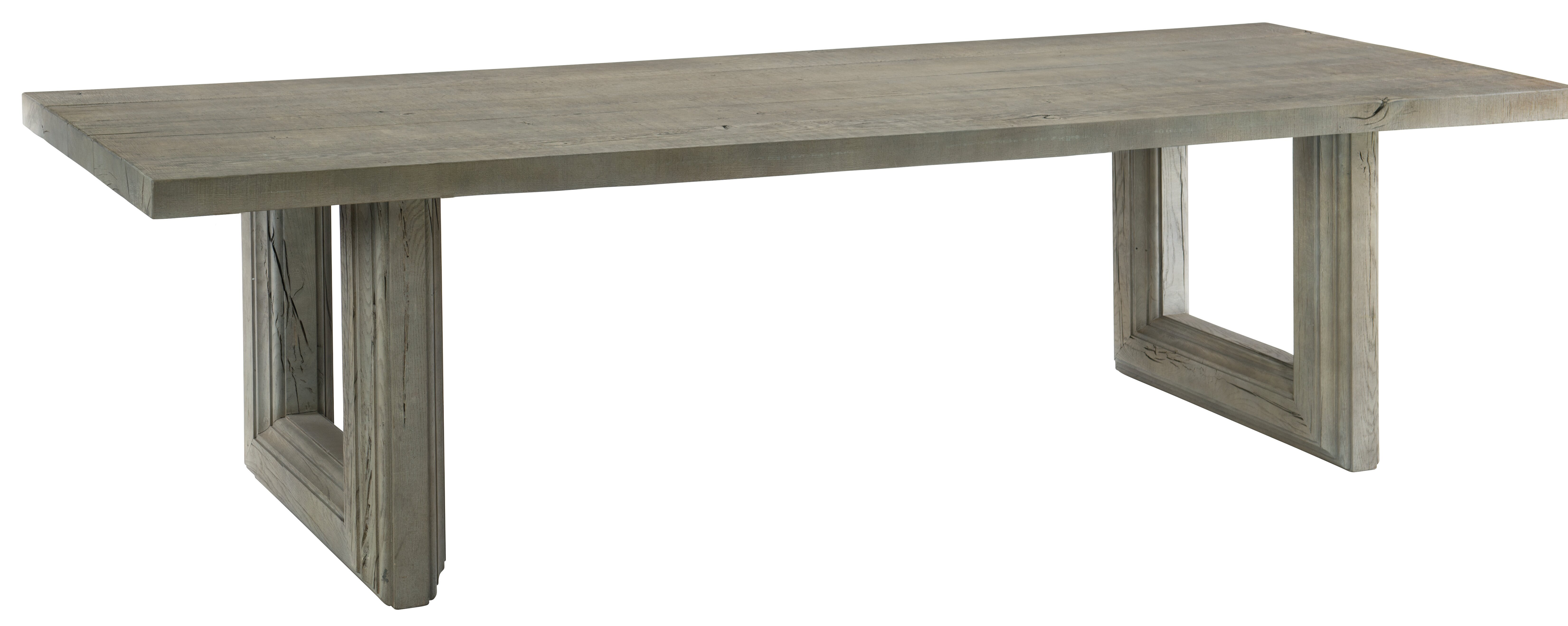 Bernhardt Winthrop Solid Oak Dining Table Perigold