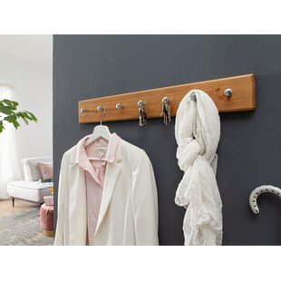 Blanken Wall Mounted Coat Rack By Gracie Oaks