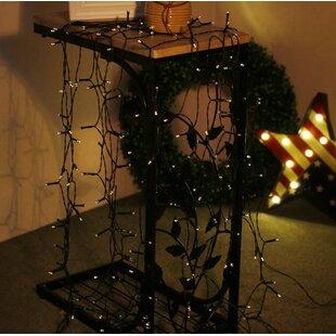 Ventura 72 ft. 200-Light Wide Angle LED Mini String Light by Symple Stuff