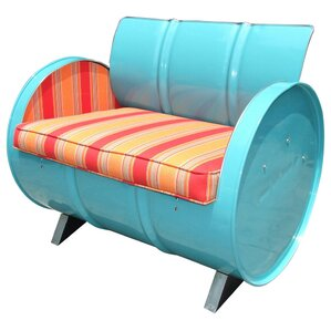 Tahoe Indoor/Outdoor Armchair by Drum Works Furniture
