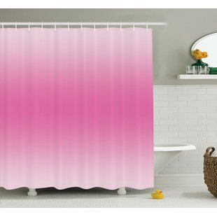 Maddox Girly Fairytale Design Shower Curtain ByZoomie Kids