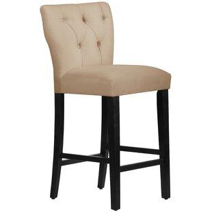 Superb Evelina 31 Bar Stool By Wayfair Custom Upholstery Low Price Inzonedesignstudio Interior Chair Design Inzonedesignstudiocom