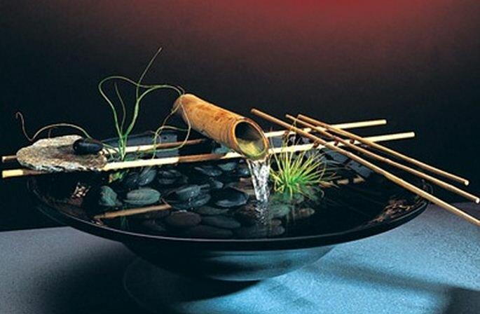 Nayer Kazemi Ceramic Nature Bowl Large Tabletop Fountain Reviews Wayfair