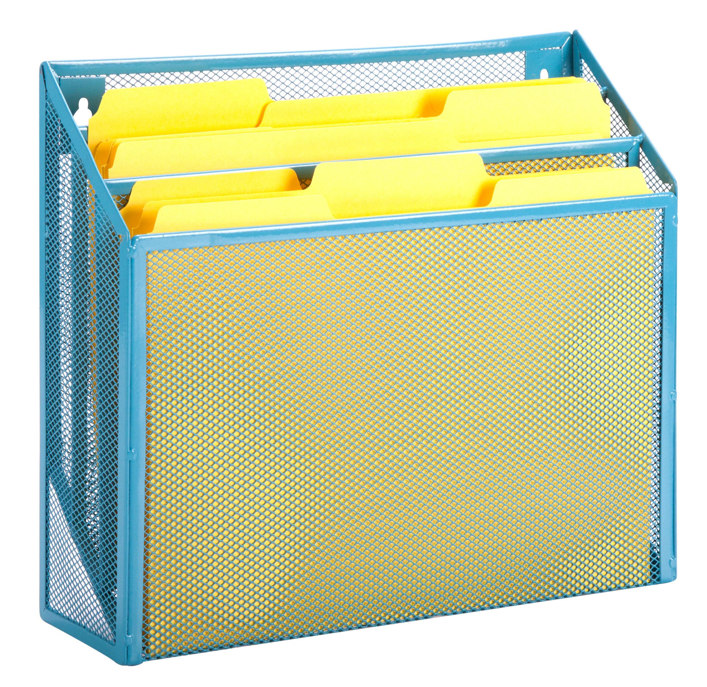 Honey Can Do Vertical File Sorter & Reviews | Wayfair