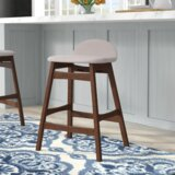Kohut 24 Bar Stool (Set of 2) by Ivy Bronx