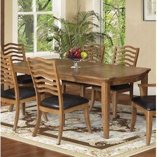 Loon Peak Money Extendable Dining Table