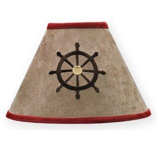 Price comparison Pirate Treasure Cove 10 Latex Free Empire Lamp Shade By Sweet Jojo Designs