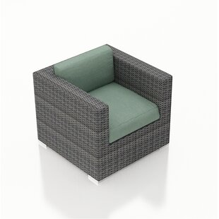 Harmonia Living District Patio Chair with Cushion