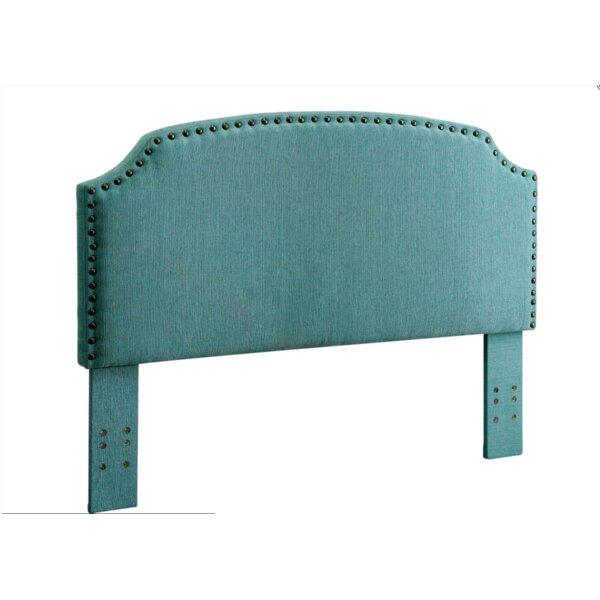 Shop Annabel Upholstered Panel Headboard from Wayfair on Openhaus